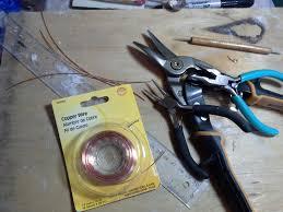 combat medic to ceramic artist tutorial time copper wire