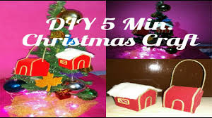 christmas ornaments 5 minutes diy craft for christmas decoration