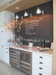 Decorative Chalkboard For Kitchen 10 Creative Kitchen Backsplash Ideas