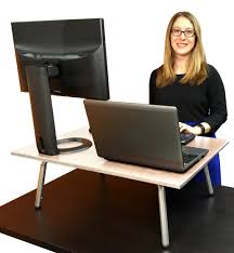 Executive Stand Up Desk by Amazon Com The Original Stand Steady Standing Desk Instantly