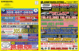 used lexus parts from japan welcome to junkyard listing miami dade broward monroe palm