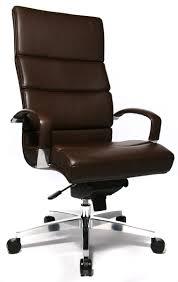 fauteuil bureau en cuir s duisant fauteuil de bureau cuir marron hemau hd chaise