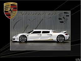 porsche panamera limo porsche limousine jodie wants these