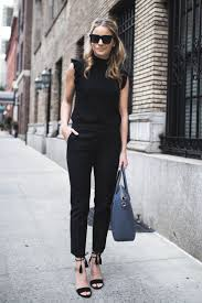 Trendy Wear To Work Clothes Best 25 All Black Ideas On Pinterest Heels