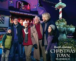 27 for single day ticket to busch gardens christmas town in