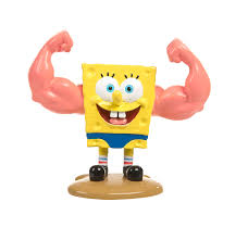 nickelodeon spongebob squarepants deluxe figure set walmart com