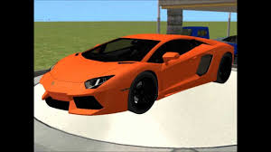 sims 2 car conversion by vovillia corp 2012 lamborghini