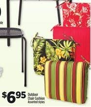 Porch Chair Cushions Outdoor Chair Cushion From Dollar General 6 95 U003e Garden Yard