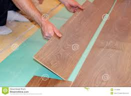 Install Laminate Flooring Over Concrete Laying Laminate Floor Interiors Design
