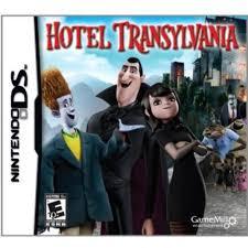 hotel transylvania ds walmart