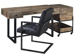 ashley furniture writing desk viganni home office desk in light brown by ashley furniture h640