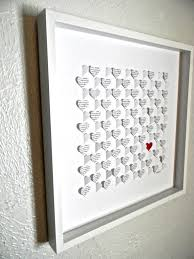 bridal shower guest book alternatives wedding guest book alternative large size 3d paper hearts