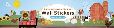Wall MuralsWall Stencils Wall Stickers Kids Wall Art Kids Room - Kids room wall murals