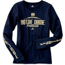 the new and improved of notre dame s color block