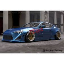 subaru brz custom body kit greddy rocket bunny v1 aero kit no gt wing toyota 86 subaru brz
