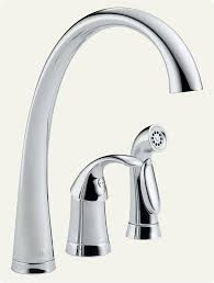 delta kitchen faucets kitchen faucets with sprayer trinsic single handle pull