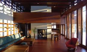 Frank Lloyd Wright Falling Water Interior Wright Home Will Open This Fall At Arkansas Museum Observer