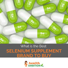 which brand is the best what is the best selenium supplement brand to buy in 2017