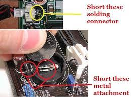 resetting computer battery how to reset bios laptop and desktop both deskdecode com
