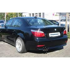 bmw e60 545 eisenmann performance exhaust bmw e60 545i 2x76mm