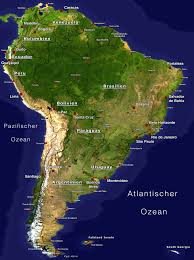 South America Political Map by File South America Satellite Orthographic Political Map Jpg
