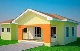 House Plans Ghana Bedroom Plan Building Plans line