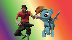 halloween background ponies sfm pony and mann 4 rainbow dash scout youtube