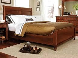 California King Sleigh Bed Durham Furniture Durham Furniture Savile Row Cal King Sleigh Bed W