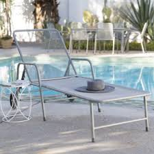 Outdoor Chaise Lounge Chairs With Wheels Chaise Lounge With Wheels On Hayneedle Outdoor Chaise Lounge