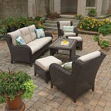Agio Outdoor Patio Furniture by Our Exclusive Top Selling Outdoor Patio Furniture Wicker 6 Piece