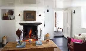 Modern Country Homes Interiors by Restoring A Thatched Cottage Period Living Decor English