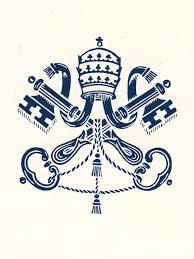 emblema santa sede blu jpg