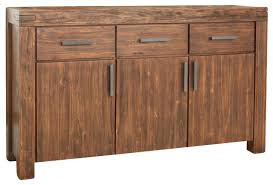 solid wood sideboards and buffets content enna solid wood