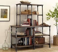 Bookshelf Fillers Austin Bookcase Pottery Barn