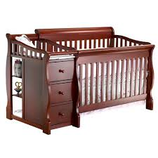 Sorelle Tuscany 4 In 1 Convertible Crib And Changer Combo Sorelle Tuscany 4 In 1 Convertible Crib And Changing Table Target