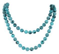 round bead necklace images 32 quot 8mm aqua quartz round gemstone bead necklace png