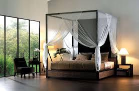 stylish canopy bed curtains u2014 the clayton design