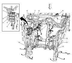 corvette headlight wiring diagram with schematic images 21712