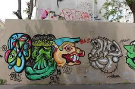 Urban Art Style - street art in paris