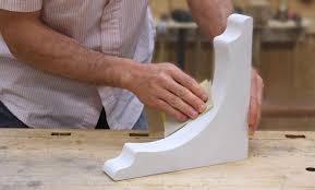 Corbels For Shelves How To Build A Simple Corbel Startwoodworking Com