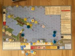 South Pacific Map Aar South Pacific U2013 Hexandcounter