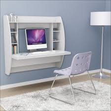 small white computer desk corner with storage style narrow writing
