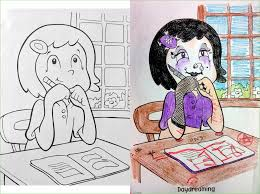 coloring book pictures gone wrong what happens when adults get hold of coloring books people are sick