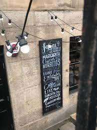 the basement fun mexican bar and restaurant in edinburgh scotland