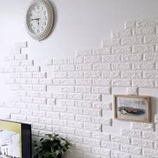panneau relief mur aliexpress com acheter 3d brique panneau mural étanche auto