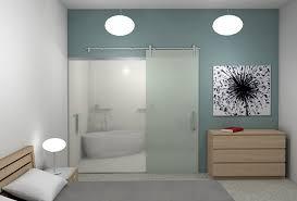bathroom door ideas barn sliding glass doors for bathroom ideas decolover net