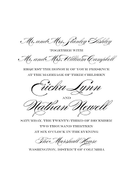 wedding invite verbiage 1000 ideas about wedding invitation wording sles on