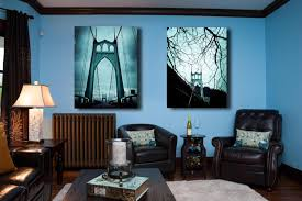stunning museum quality canvas print saint johns bridge