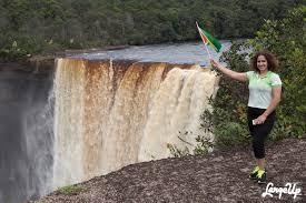 Guyana Flag Impressions Guyana At 50 Largeup