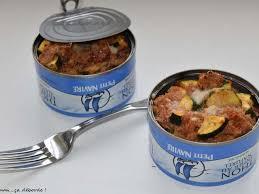 cuisiner du thon en boite recettes de thon en boite